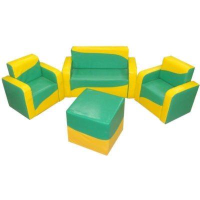 """Комплект мягкой мебели """"Малютка"""""""