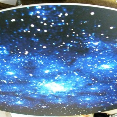 Подвесной фиброоптический модуль «Сказочная галактика»