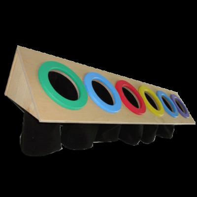 Тактильные ячейки (модуль из 6-ти ячеек)