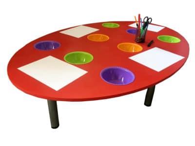 Стол для цветного песка