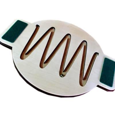 Балансировочные доски-лабиринты ( набор из 4 шт)
