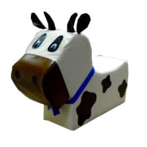 "Мягкий игровой модуль ""Корова Бурёнка"""