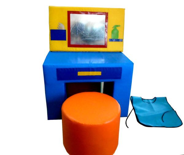 Мягкий игровой набор «Салон Красоты»