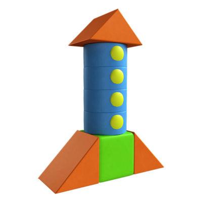Мягкий модуль «Ракета»