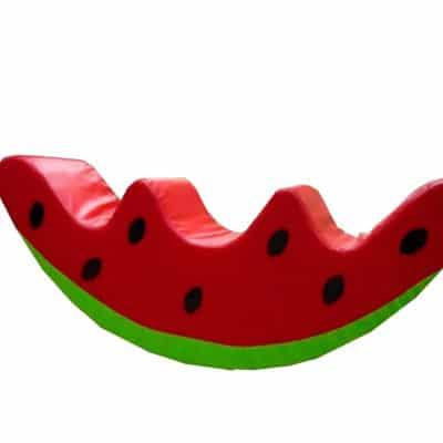 Мягкая игрушка - качалка «Арбуз»