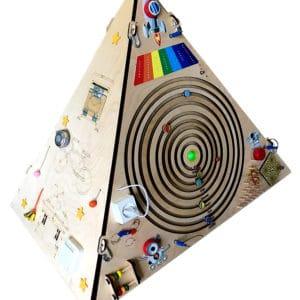 Бизиборд «Пирамида»