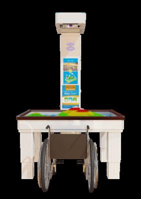 ISANDBOX HOPE Интерактивная песочница для детей с ОВЗ