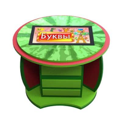 Интерактивный развивающий стол «Арбузик»