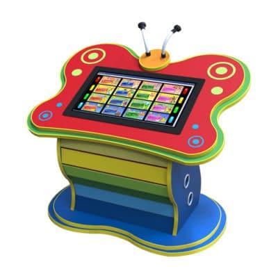 Интерактивный развивающий стол «Бабочка»