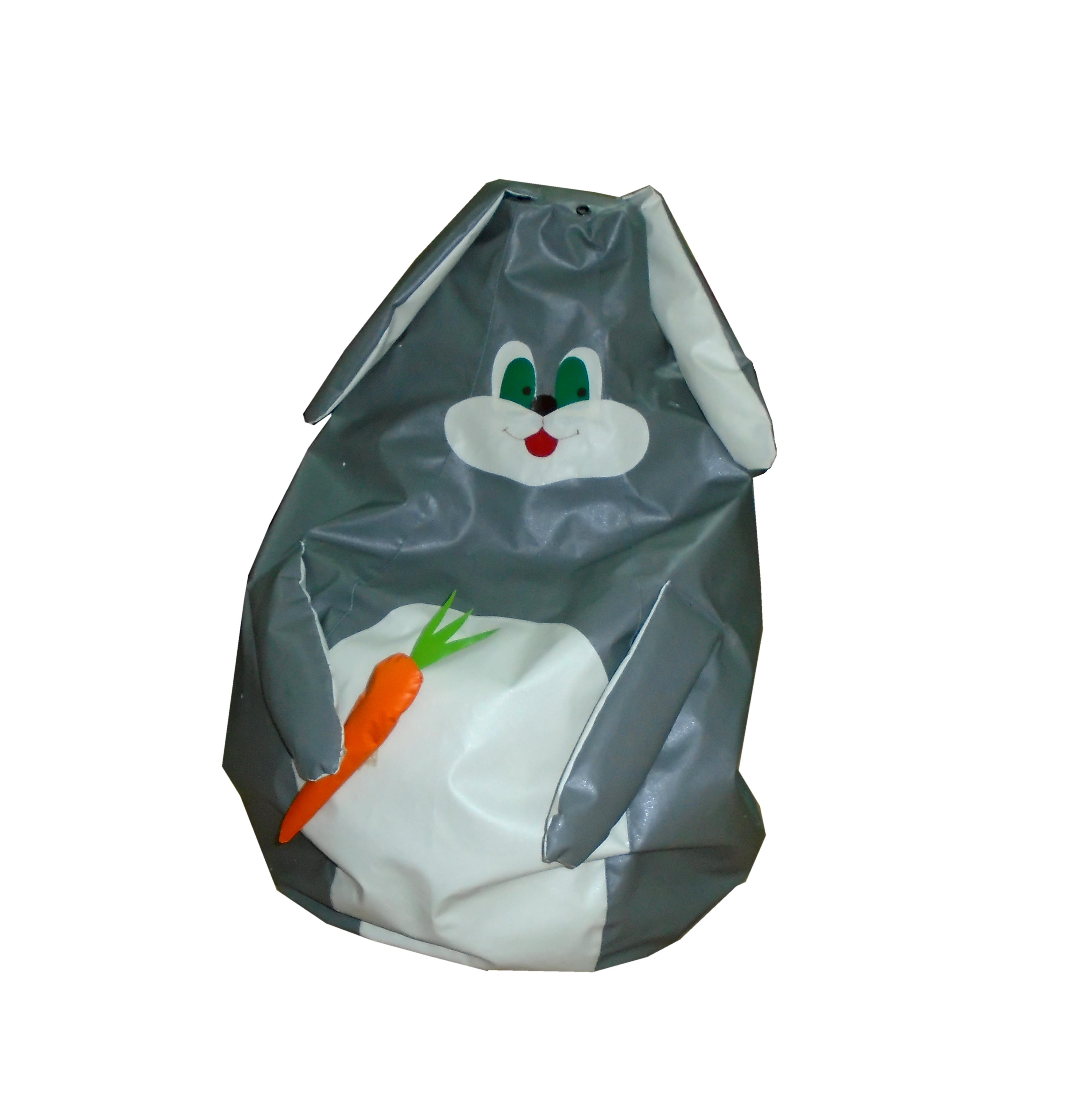 Кресло – груша «Заяц с морковкой»