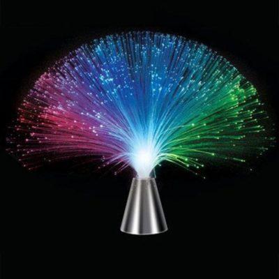 Оптоволоконный светильник «Фонтанчик света»